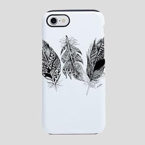 Fancy Feathers iPhone 7 Tough Case