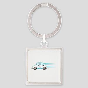 Race Car Beetle Keychains