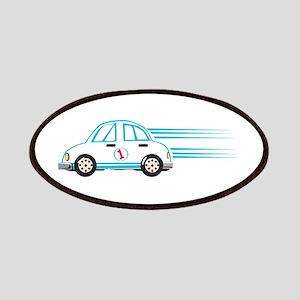 Race Car Beetle Patches