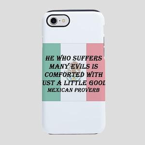 He Who Suffers iPhone 7 Tough Case