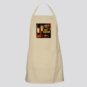 WHO IS DON GUY BBQ Apron
