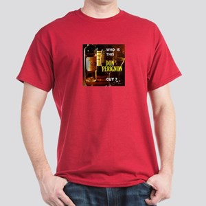 WHO IS DON GUY Dark T-Shirt