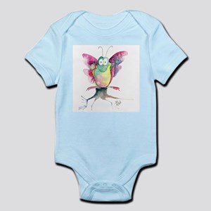 Fairy Frog Baby Light Bodysuit