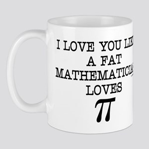 Love of Pi Mug
