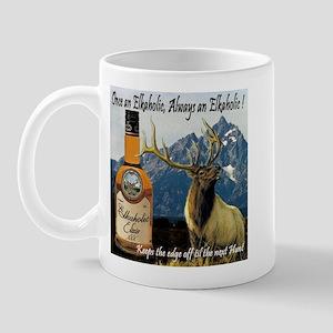 Once an Elkaholic Always an E Mug