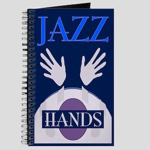 Jazz Hands Journal