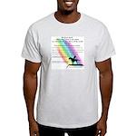 Native American Prayer Ash Grey T-Shirt