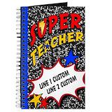 Teacher Journals & Spiral Notebooks