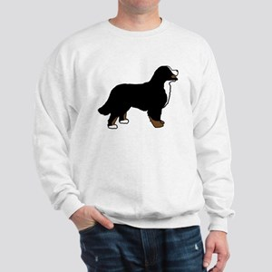 Tri Color Bernese Dog Sweatshirt