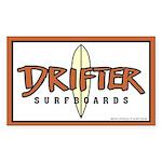 Drifter Surfboards (Rectangular)