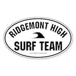 RH Surf Team Oval Sticker