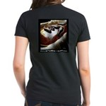 Front And Back Rwg Women's Dark T-Shirt
