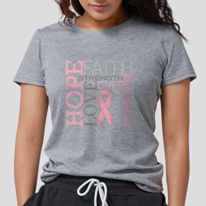 breastcancercollage T-Shirt