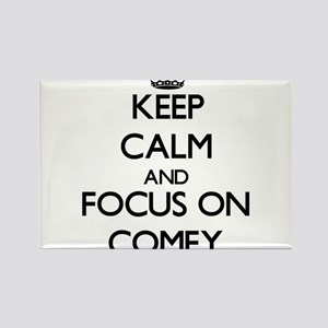 Keep Calm and focus on Comfy Magnets