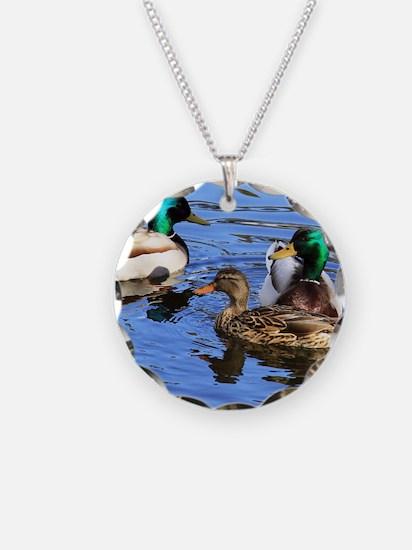 Mallards Necklace