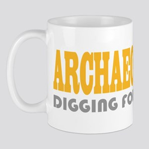Archaeologist Mug