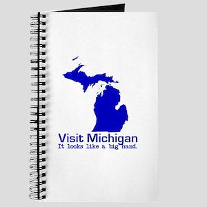 Visit Michigan . . . It Looks Journal
