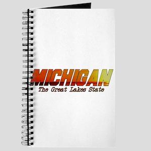 Michigan . . . The Great Lake Journal