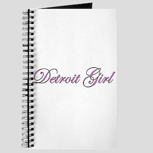 Detroit Girl Journal
