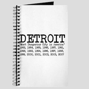 Detroit . . . Most Dangerous Journal