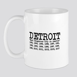Detroit . . . Most Dangerous Mug