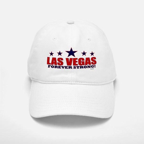 Las Vegas Forever Strong! Baseball Baseball Cap