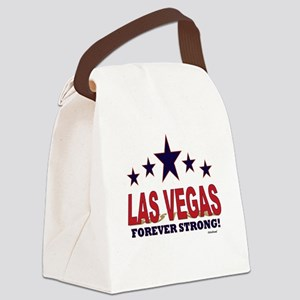 Las Vegas Forever Strong! Canvas Lunch Bag