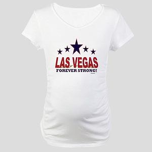 Las Vegas Forever Strong! Maternity T-Shirt