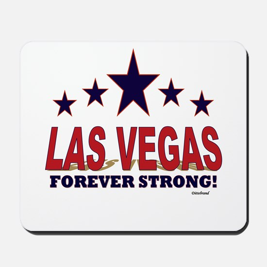 Las Vegas Forever Strong! Mousepad