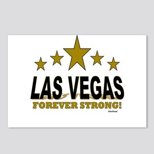 Las Vegas Forever Strong! Postcards (Package of 8)