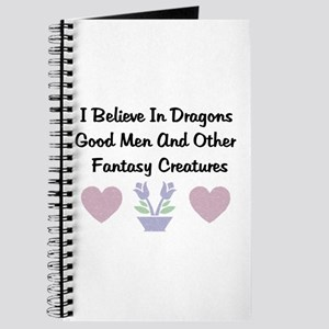 Fantasy Creatures Journal