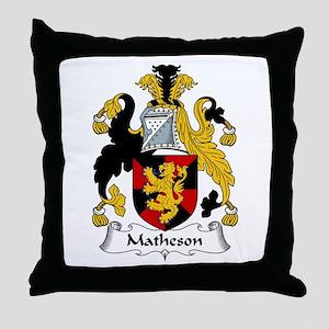 Matheson Throw Pillow