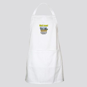 Visit Iowa . . . You Probably BBQ Apron