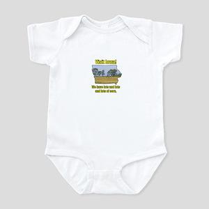 Visit Iowa . . . We Have Lots Infant Bodysuit