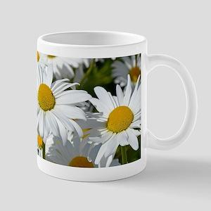 White spring daisies Mugs