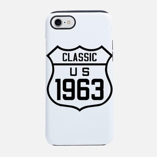 Classic US 1963 iPhone 7 Tough Case