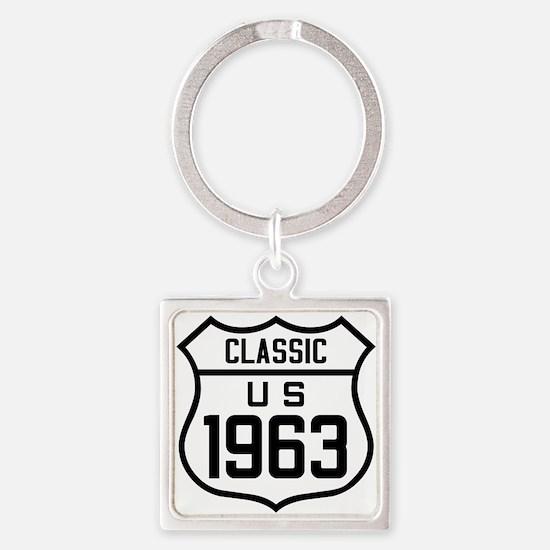 Classic US 1963 Keychains