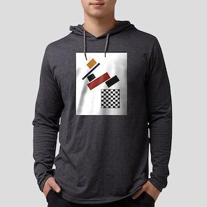The Super Checker Long Sleeve T-Shirt