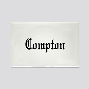 Compton, California Rectangle Magnet