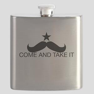 Beard Werx Battle b Flask