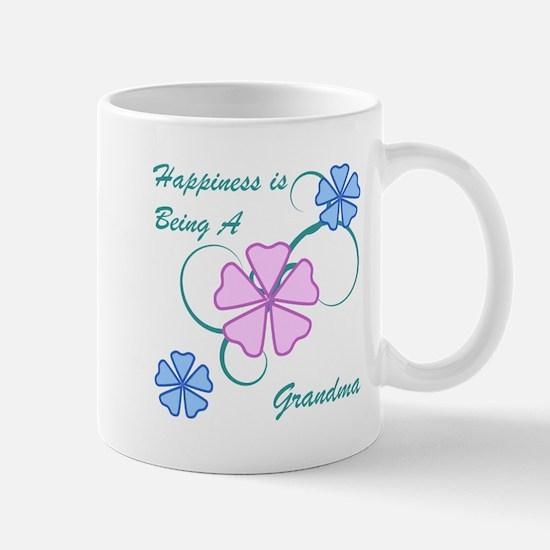 Happiness Grandma Mugs