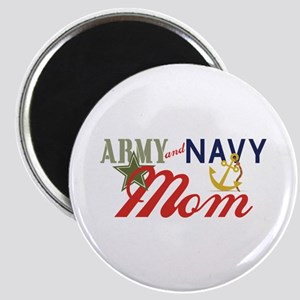 Army Navy Mom Magnets
