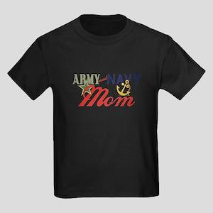 Army Navy Mom T-Shirt