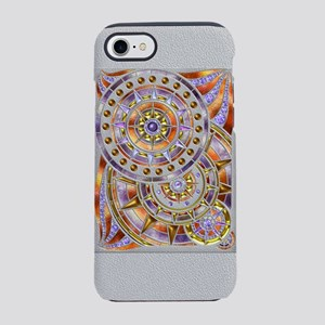 Harvest Moons Funky Stars iPhone 7 Tough Case