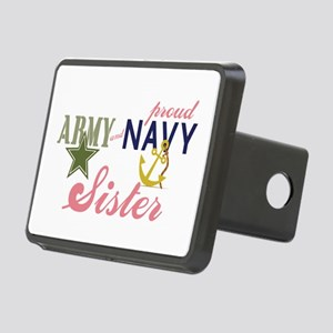 Army Navy Sister Hitch Cover