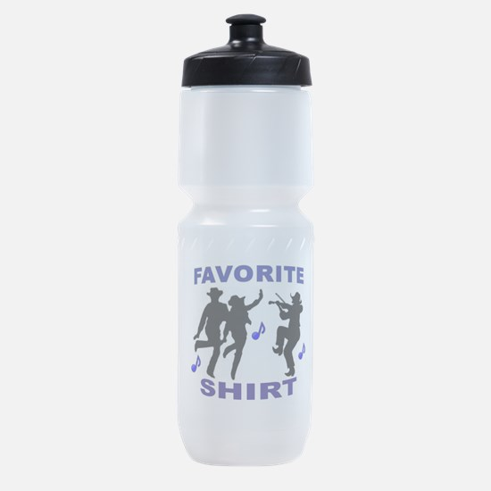 COUNTRY SHIRT Sports Bottle
