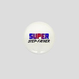 SUPER STEP-FATHER Mini Button