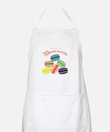 Dreaming of Macaroons Apron