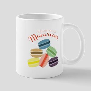 Dreaming of Macaroons Mugs