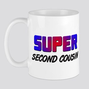 SUPER SECOND COUSIN Mug